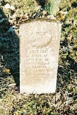 DOUGLAS, JESSIE - Washington County, Arkansas   JESSIE DOUGLAS - Arkansas Gravestone Photos