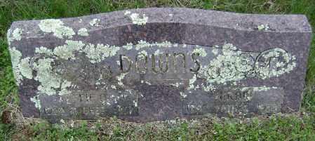 DOWNS, HIRAM - Washington County, Arkansas | HIRAM DOWNS - Arkansas Gravestone Photos