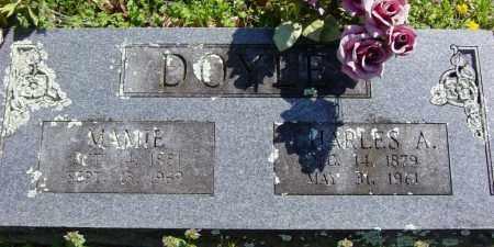 DOYLE, CHARLES A. - Washington County, Arkansas | CHARLES A. DOYLE - Arkansas Gravestone Photos