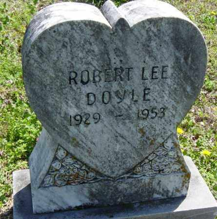 DOYLE, ROBERT LEE - Washington County, Arkansas | ROBERT LEE DOYLE - Arkansas Gravestone Photos