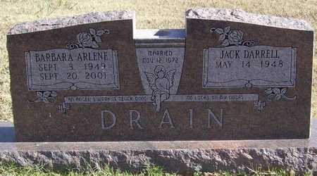 DRAIN, BARBARA ARLENE - Washington County, Arkansas   BARBARA ARLENE DRAIN - Arkansas Gravestone Photos