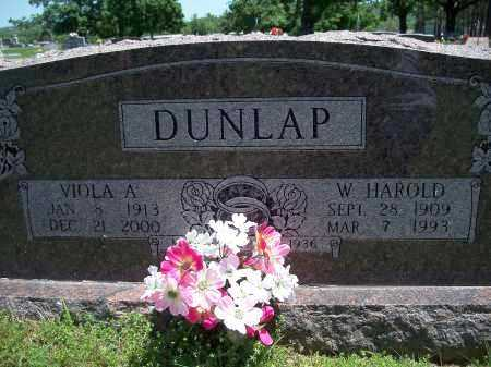 RADCLIFF DUNLAP, VIOLA ANNA - Washington County, Arkansas | VIOLA ANNA RADCLIFF DUNLAP - Arkansas Gravestone Photos