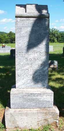 DYER, JOEL SATER - Washington County, Arkansas | JOEL SATER DYER - Arkansas Gravestone Photos