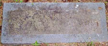 ECKER, CHARLES - Washington County, Arkansas   CHARLES ECKER - Arkansas Gravestone Photos