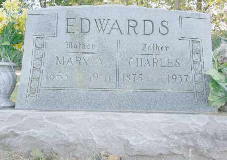 "EDWARDS, MARY ALICE ""MOLLIE"" - Washington County, Arkansas 