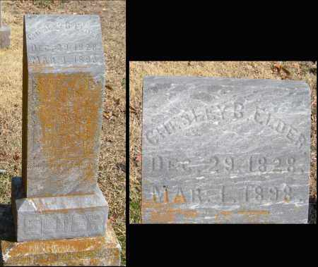 ELDER, CHESLEY B - Washington County, Arkansas | CHESLEY B ELDER - Arkansas Gravestone Photos
