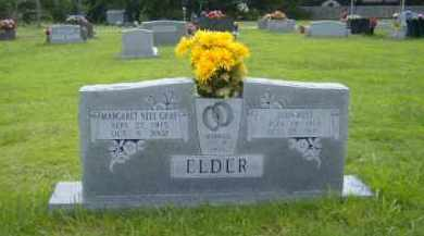 ELDER, MARGARET NEEL GARY - Washington County, Arkansas | MARGARET NEEL GARY ELDER - Arkansas Gravestone Photos