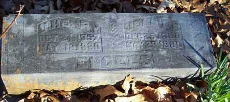 ENGELS, JENNIE E - Washington County, Arkansas | JENNIE E ENGELS - Arkansas Gravestone Photos