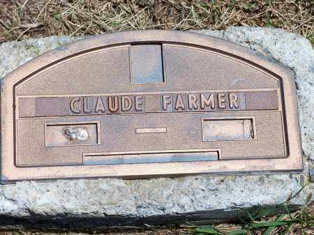 FARMER, CLAUDE - Washington County, Arkansas | CLAUDE FARMER - Arkansas Gravestone Photos