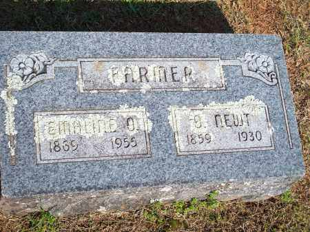 FARMER, EMALINE O. - Washington County, Arkansas | EMALINE O. FARMER - Arkansas Gravestone Photos