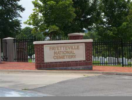 *FAYETTEVILLE NATIONAL CEMETER,  - Washington County, Arkansas |  *FAYETTEVILLE NATIONAL CEMETER - Arkansas Gravestone Photos