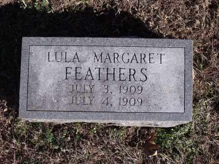 FEATHERS, LULA MARGARET - Washington County, Arkansas   LULA MARGARET FEATHERS - Arkansas Gravestone Photos