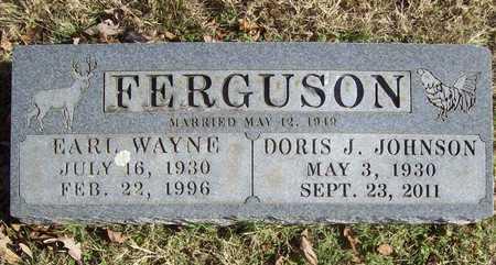 FERGUSON, EARL WAYNE - Washington County, Arkansas | EARL WAYNE FERGUSON - Arkansas Gravestone Photos