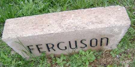 FERGUSON, UNKNOWN - Washington County, Arkansas   UNKNOWN FERGUSON - Arkansas Gravestone Photos