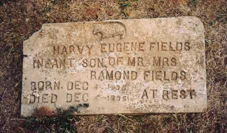 FIELDS, HARVY EUGENE - Washington County, Arkansas | HARVY EUGENE FIELDS - Arkansas Gravestone Photos