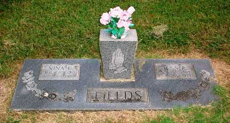 FIELDS, NINA - Washington County, Arkansas | NINA FIELDS - Arkansas Gravestone Photos