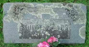 FIELDS, SHIRDEN - Washington County, Arkansas | SHIRDEN FIELDS - Arkansas Gravestone Photos