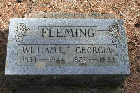 FLEMING, GEORGIA - Washington County, Arkansas | GEORGIA FLEMING - Arkansas Gravestone Photos
