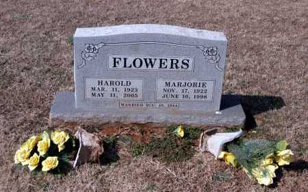 FLOWERS, MARJORIE - Washington County, Arkansas | MARJORIE FLOWERS - Arkansas Gravestone Photos