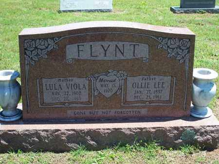 FLYNT, OLLIE LEE - Washington County, Arkansas | OLLIE LEE FLYNT - Arkansas Gravestone Photos