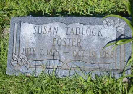 FOSTER, SUSAN - Washington County, Arkansas | SUSAN FOSTER - Arkansas Gravestone Photos