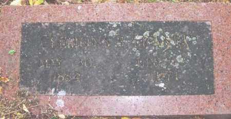 FRANKE, CLEMONS B. - Washington County, Arkansas | CLEMONS B. FRANKE - Arkansas Gravestone Photos