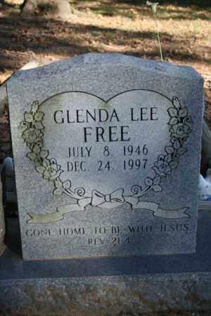 FREE, GLENDA LEE - Washington County, Arkansas | GLENDA LEE FREE - Arkansas Gravestone Photos