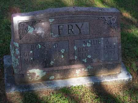 FRY, BOISIE D. - Washington County, Arkansas   BOISIE D. FRY - Arkansas Gravestone Photos