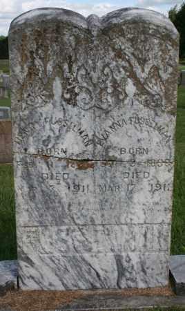 FUSSELMAN, HENRY - Washington County, Arkansas | HENRY FUSSELMAN - Arkansas Gravestone Photos