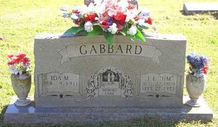 GABBARD, JAMES ELMER - Washington County, Arkansas | JAMES ELMER GABBARD - Arkansas Gravestone Photos