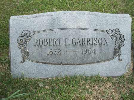 GARRISON, ROBERT L. - Washington County, Arkansas   ROBERT L. GARRISON - Arkansas Gravestone Photos