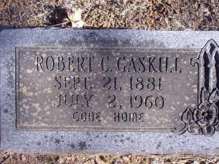 GASKILL, ROBERT C. - Washington County, Arkansas | ROBERT C. GASKILL - Arkansas Gravestone Photos