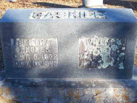 GASKILL, WILLIAM ALBERT - Washington County, Arkansas | WILLIAM ALBERT GASKILL - Arkansas Gravestone Photos
