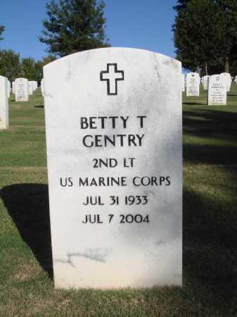 TALLANT GENTRY, BETTY JANE - Washington County, Arkansas | BETTY JANE TALLANT GENTRY - Arkansas Gravestone Photos