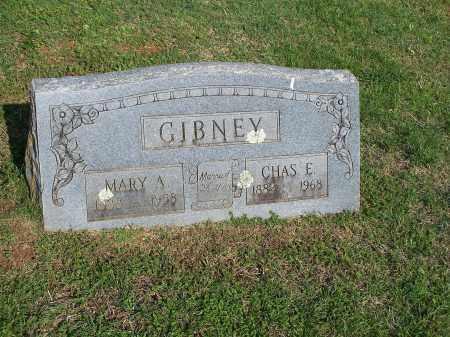 GIBNEY, CHARLES E - Washington County, Arkansas   CHARLES E GIBNEY - Arkansas Gravestone Photos