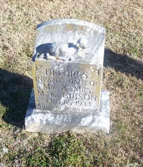 GIBSON, DELORES - Washington County, Arkansas | DELORES GIBSON - Arkansas Gravestone Photos