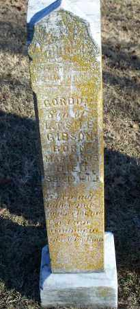 GIBSON, GORDON - Washington County, Arkansas | GORDON GIBSON - Arkansas Gravestone Photos