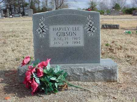 GIBSON, HARVEY LEE - Washington County, Arkansas | HARVEY LEE GIBSON - Arkansas Gravestone Photos