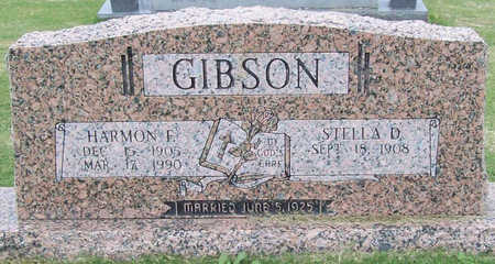 GIBSON, NORA STELLA - Washington County, Arkansas | NORA STELLA GIBSON - Arkansas Gravestone Photos