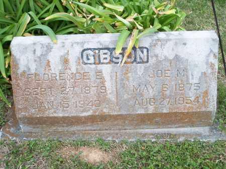 GIBSON, JOE M. - Washington County, Arkansas | JOE M. GIBSON - Arkansas Gravestone Photos
