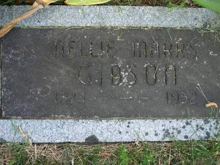 GIBSON, NELLIE - Washington County, Arkansas | NELLIE GIBSON - Arkansas Gravestone Photos