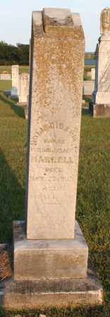 HARRELL GIBSON, NOLIE - Washington County, Arkansas | NOLIE HARRELL GIBSON - Arkansas Gravestone Photos