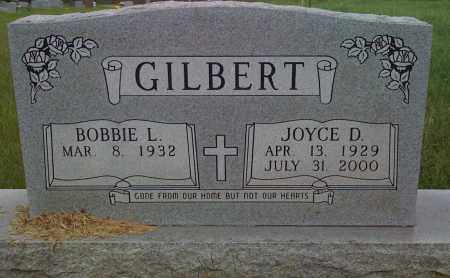 GILBERT, JOYCE D. - Washington County, Arkansas | JOYCE D. GILBERT - Arkansas Gravestone Photos
