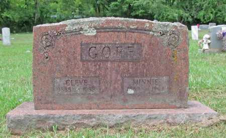 GOFF, MINNIE - Washington County, Arkansas   MINNIE GOFF - Arkansas Gravestone Photos