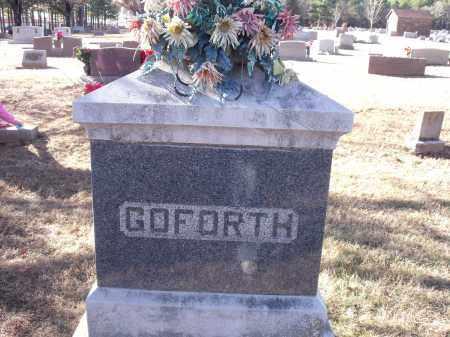 GOFORTH, FAMILY PLOT - Washington County, Arkansas | FAMILY PLOT GOFORTH - Arkansas Gravestone Photos
