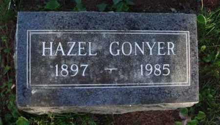 GONYER, HAZEL - Washington County, Arkansas   HAZEL GONYER - Arkansas Gravestone Photos