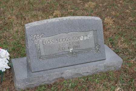 GOODING, LOSS SUGGS - Washington County, Arkansas | LOSS SUGGS GOODING - Arkansas Gravestone Photos