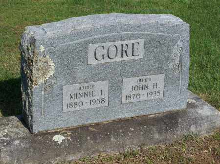 GORE, JOHN H. - Washington County, Arkansas | JOHN H. GORE - Arkansas Gravestone Photos