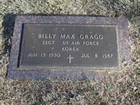 GRAGG (VETERAN KOR), BILLY MAX - Washington County, Arkansas | BILLY MAX GRAGG (VETERAN KOR) - Arkansas Gravestone Photos