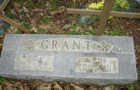 GRANT, STELLA - Washington County, Arkansas   STELLA GRANT - Arkansas Gravestone Photos